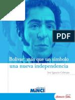 Bolívar según Cabrujas