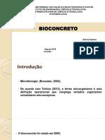 Bioconcreto