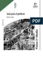 GPR Mueve, Mueve Nivel Primero Medio