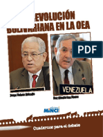 La Revolucion Bolivariana en La OEA