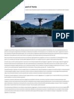 Skate Park - Descrizione e Dati Tecnici