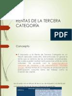 RENTAS DE LA TERCERA CATEGORÍA.pptx