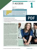 In Company 3.0 Pre-Intermediate Case Study Worksheet 1