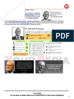 26 June (11am) All About Deming (ESE Prelims Paper-I)