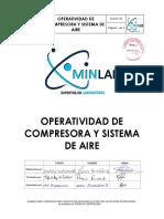 AI-In-03 Operatividad de Compresora y Sistema de Aire