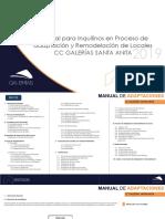 AIA - Manual Para Inquilinos en Adaptacion y Remodelacion 2019 Santa Anita-compressed