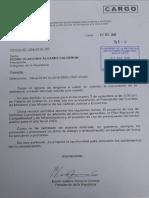 Presidente Vizcarra convoca para mañana a una reunión a Pedro Olaechea