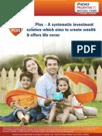 SIP Plus Brochure Investor