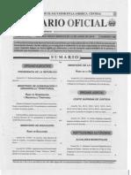 Ordenanza Del Plan de Desarrollo Territorial Del Municipio de San Marcos