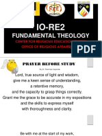 Module 9 the Catholic Church