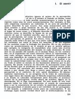 LIBRO. Fenomenologia de La Percepcion. Merleau Ponty Maurice. Editorial Planeta Agostini. 465 PAGS. PDF(1) 221 255