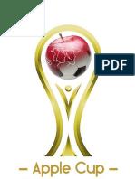 Convocatoria y Reglamento Apple Cup Mexico 2020
