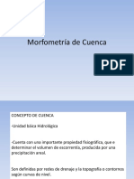 Clase 5 Morfometria