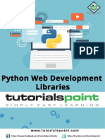 Python Web Development Libraries