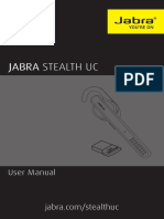 Stealth UC Web Manual_RevC