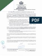 Instructivo Ms Dgaa Uf Ppto 003 2018 Anteproyecto 2020