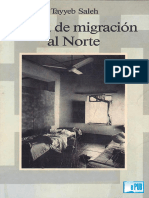 Tayeb Saleh - Epoca de Migracion Al Norte