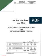 Low Alloy Steel Vessels - 6-12-003