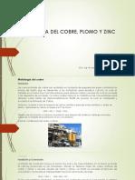 Metalurgia Del Cobre (1)