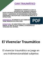 15- SEMINARIOS 2017 Dr. Fischer El Vivenciar Traumático ppt.ppt