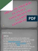 Areas de Figuras Planos