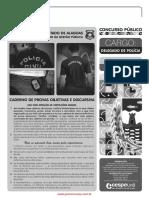 Edital policia civil