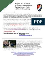 Rosary Rally October 13 2019