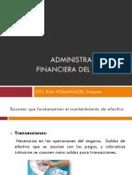 ADMINISTRACIÓN DEL EFECTIVO.ppt