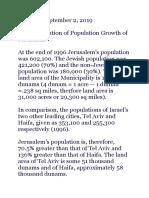 Jerusalem History