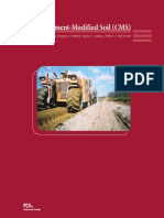 PCA Guide to Cement-Modified Soil (CMS)
