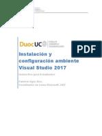 Instalacion Visual 2017