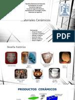 Exposicion ceramicos