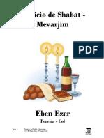 servicio de shabat, Mevarjim.pdf