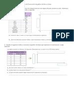 Guía de Construcción de Gráficos de Barra y Líneas