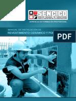 Manual de Instalacion de Ceramico y Porcelanato