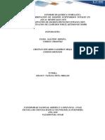Informe de Quimica Inorganica