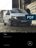 Manual Vito - Ba Vs20 447-12-16 Vito Es Es