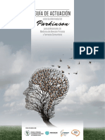 FEP.cgcoF .SEN .SEMERGEN. Guia Parkinson Profesionales