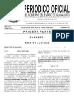 sumario judicial