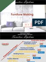 furniture design diploma - outline - 2016 AUC