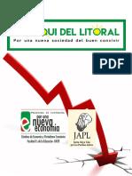 Chasqui Del Litoral Nº 10 - 1ª Quincena Agosto 2019