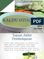 KALDU (STOCK).pptx