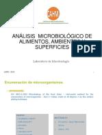 Métodos microbiológicos