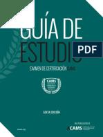 ACAMS Sexta Edicion
