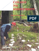 Ecology and Biodiversity
