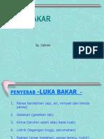 4.Luka Bakar - Penyebab.pps