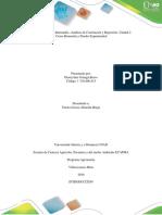 Tarea 4-Actividad Intermedia –Análisis de Correlación y Regresión- Unidad 2.docx