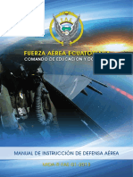 manual de defensa aerea