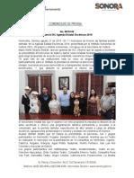 27-08-19 Anuncia ISC Agenda Estatal Escénicas 2019