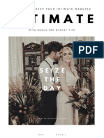 Free Intimate Wedding Guide Small